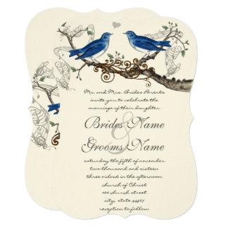 birds wedding invitations & announcements | zazzle, Wedding invitations