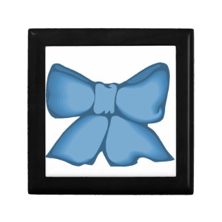 Vintage Blue Bow Gift box! Gift Box