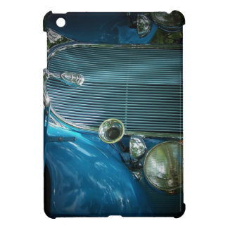 Vintage BLue Car Grill Case For The iPad Mini