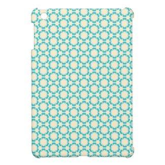 Vintage {blue floral} Mini iPad Case iPad Mini Covers