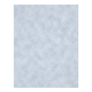 Vintage Blue Gray Parchment Look Texture Flyer