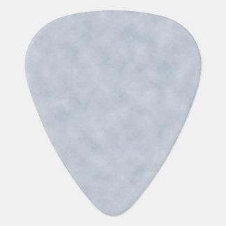 Vintage Blue Gray Parchment Look Texture Guitar Pick