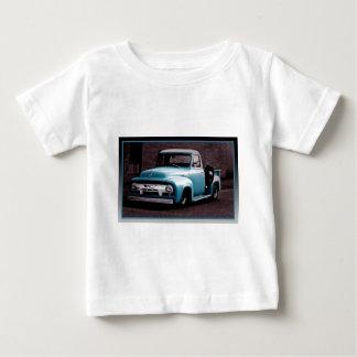 Vintage Blue Pickup Truck T-shirt