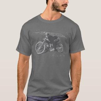 Vintage Board Track Motorcycle Racer#3 T-Shirt
