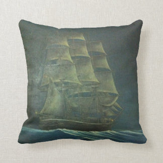 Vintage Boat  cushion Pillows