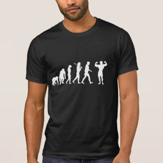 Vintage Bodybuilding Worn look t-shirt
