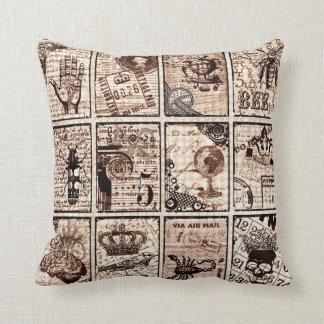 Vintage Boho Pillow
