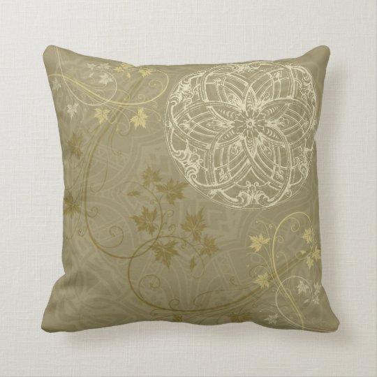 Vintage Boho Sage Pillow
