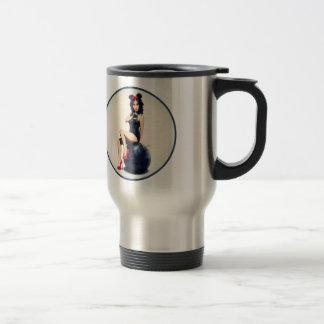 Vintage Bombshell Mugs