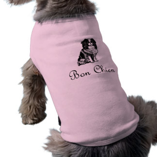 Vintage Bon Chien Good Dog Shirt