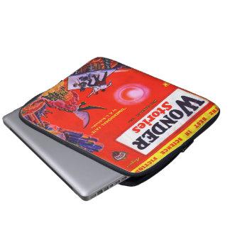 Vintage Book Cover -A L Burkholder 1934 Laptop Computer Sleeve