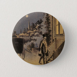 Vintage Book Cover Doctor Dunlop's Family Practice Pinback Button