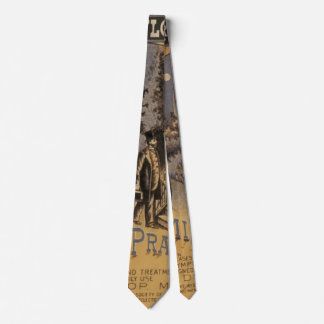 Vintage Book Cover Doctor Dunlop's Family Practice Tie