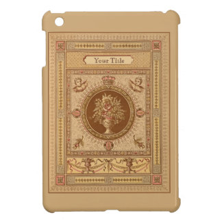 Vintage Book Cover iPad Mini Covers