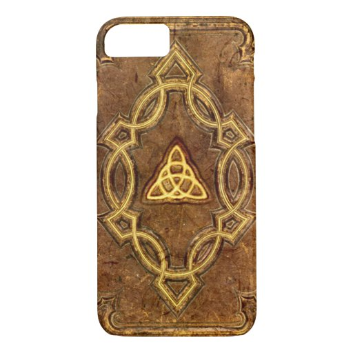 Vintage Book of Shadows iPhone 7 Case