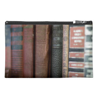 Vintage Books All In A Row Travel Accessory Bag