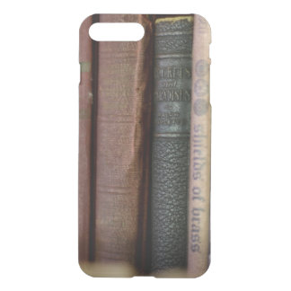 Vintage Books All In A Row iPhone 7 Plus Case