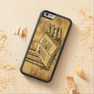 Vintage Books Carved® Maple iPhone 6 Bumper Case