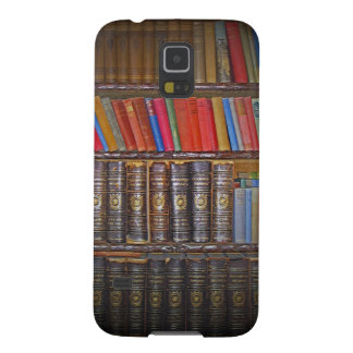 Vintage Books Case For Galaxy S5