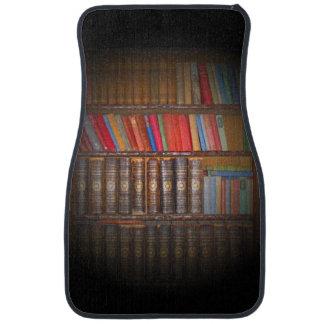 Vintage Books Floor Mat