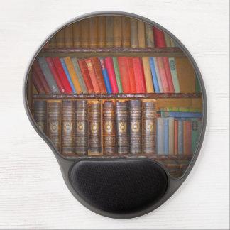 Vintage Books Gel Mouse Pad