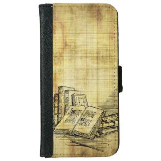 Vintage Books iPhone 6/6s Wallet Case
