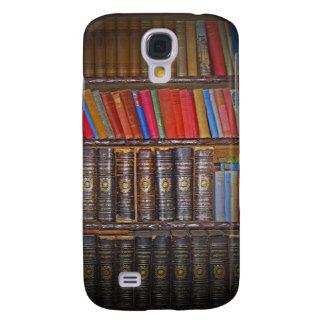 Vintage Books Samsung S4 Case