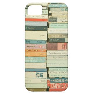 Vintage bookworm iPhone 5 case