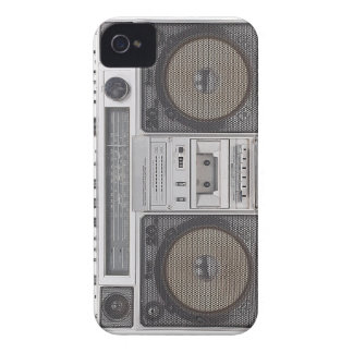 Vintage Boom Box Radio Phone Case