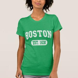 Vintage Boston retra Playeras