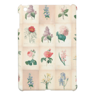 Vintage botanical by Redoute iPad Mini Covers