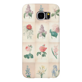Vintage botanical by Redoute Samsung Galaxy S6 Cases