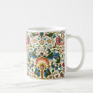 Vintage Botanical Morris Design Coffee Mug
