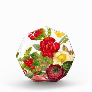 Vintage Bouqet of flowers Award