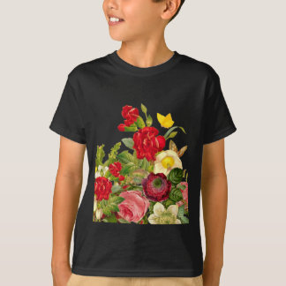 Vintage Bouqet of flowers T-Shirt