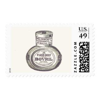 VINTAGE BOVRIL ADVERT, Circa 1895 -US Stamps