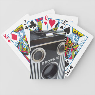 Vintage Box Camera Playing Cards