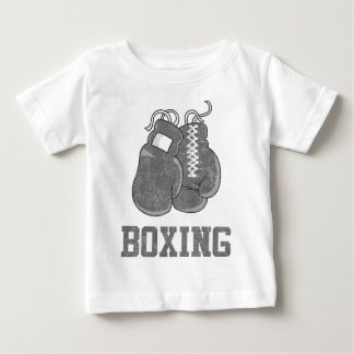 Vintage Boxing Baby T-Shirt