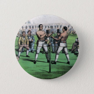 Vintage Boxing, Great Fight for the Championship Button