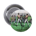Vintage Boxing; Great Fight for the Championship 2 Inch Round Button