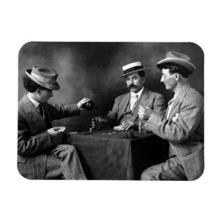Vintage Boys Night Out Magnet