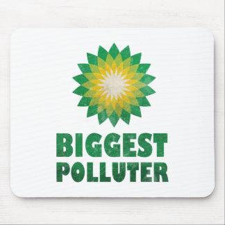 Vintage BP Oil Spill Mouse Pad