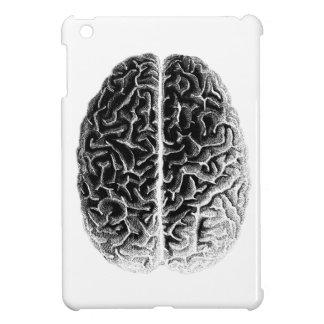 Vintage Brain Illustration iPad Mini Covers