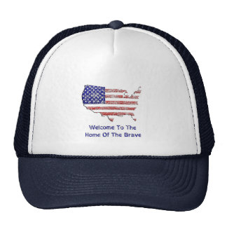 Vintage Bravery Trucker Hat