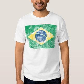 Vintage Brazil Flag T-shirts