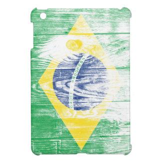 Vintage Brazil national flag iPad mini Case