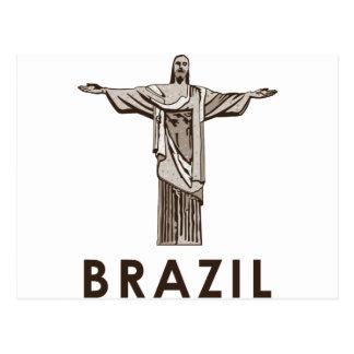 Vintage Brazil Post Cards
