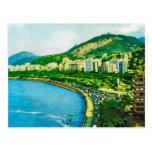 Vintage  Brazil, Rio de Janero Postcards