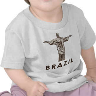 Vintage Brazil Tee Shirts