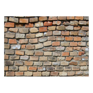 Vintage Brick Wall Business Card